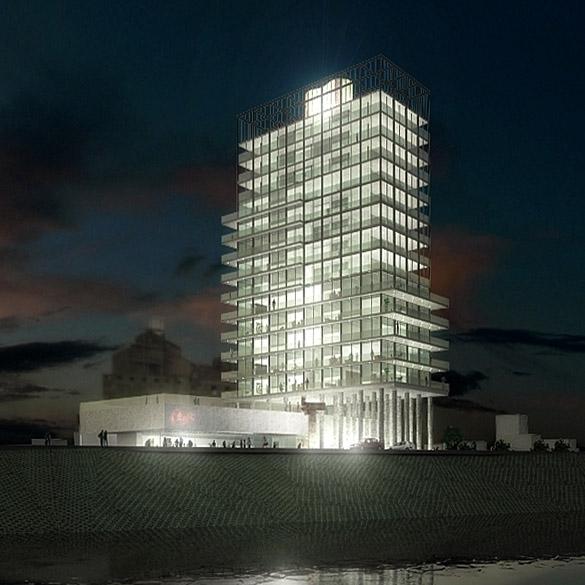 Torre Puerto