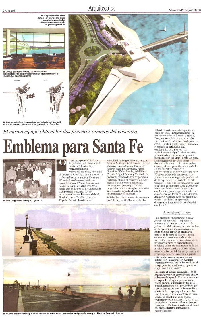 Diario El Cronista - 2000 pág. 8