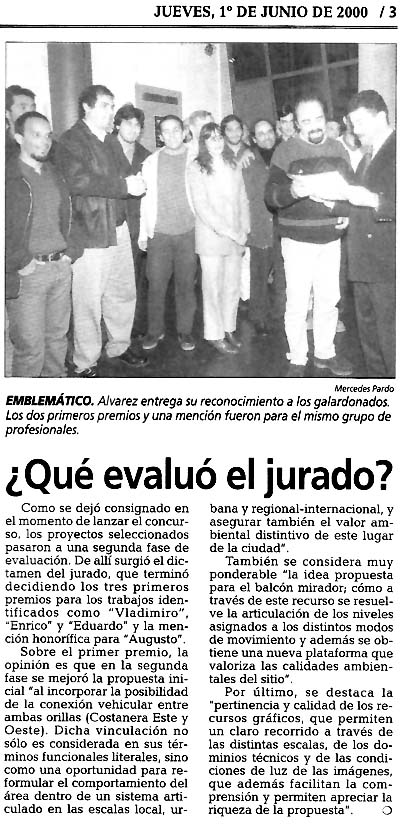 Diario El Litoral - 2000