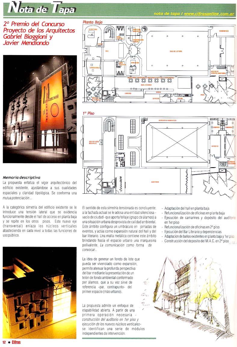 Revista Cifras - 2001