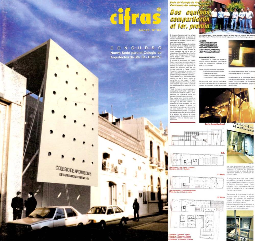 Revista Cifras nº 88 - 1999