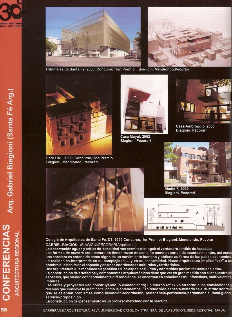 Revista A.I.A.  - 2007