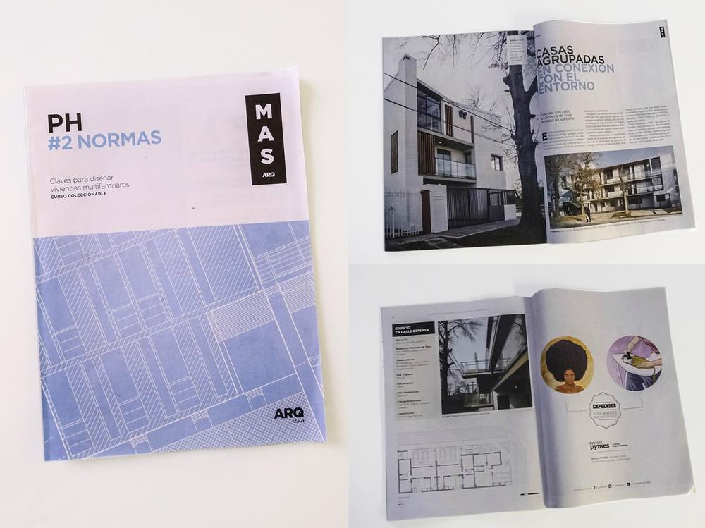 Suplemento MAS ARQ PH - 2012