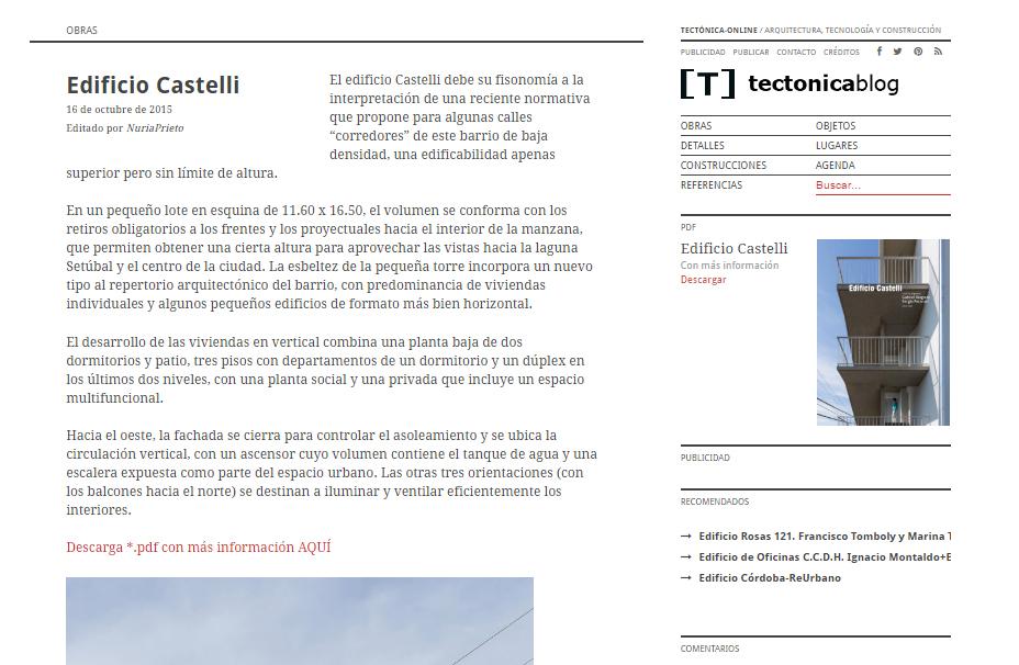 Web - Tectonica - 2015