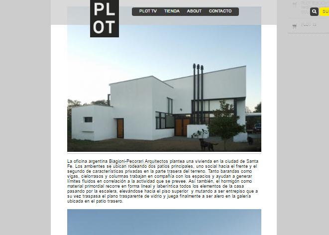 Web - PLOT - 2013