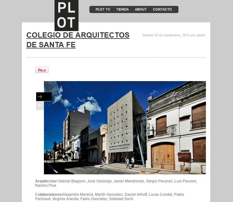 Web - PLOT - 2011