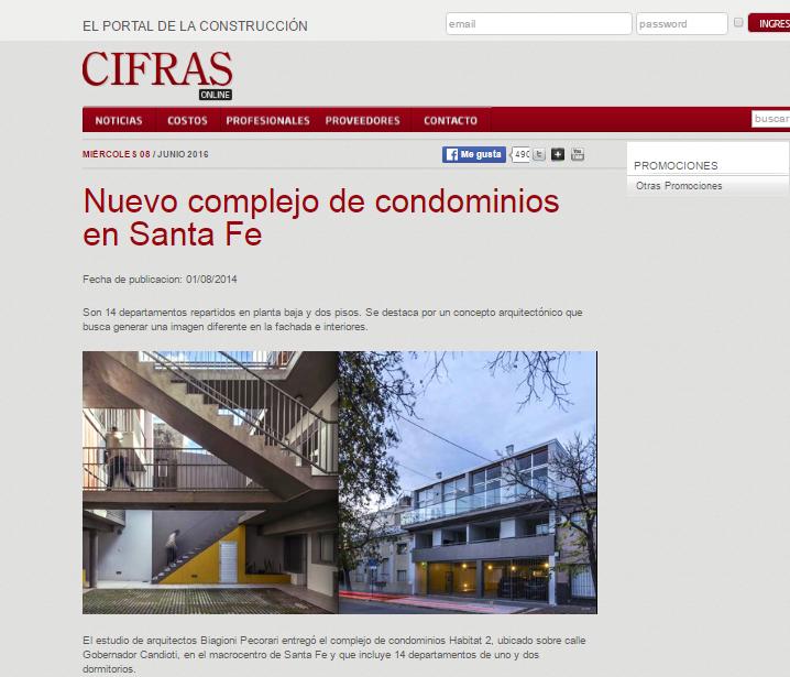 Web - CIFRAS - 2012