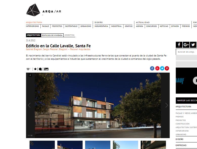 Web - ARQA - 2012