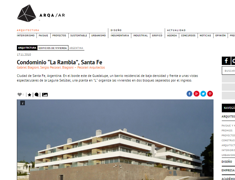 Web - ARQA - 2010