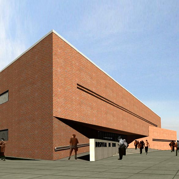 Nuevo Hospital de Ceres