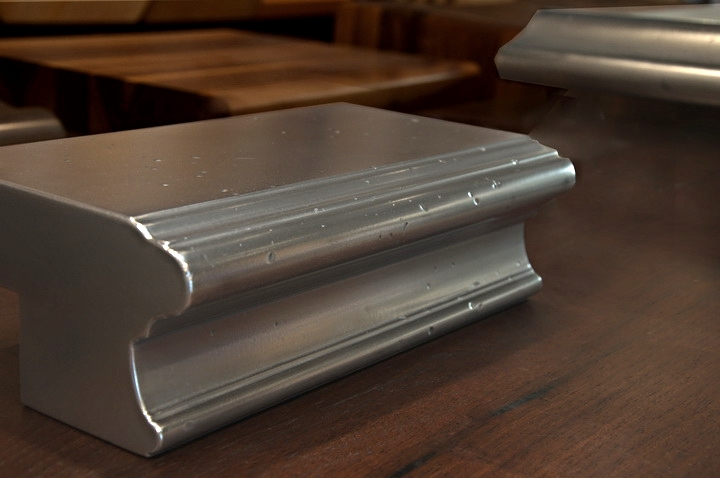 Aluminum Edge Profile