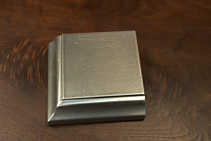 Stainless Steel Metal Sample