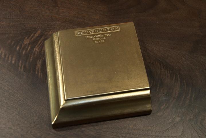 Bronze Metal Sample