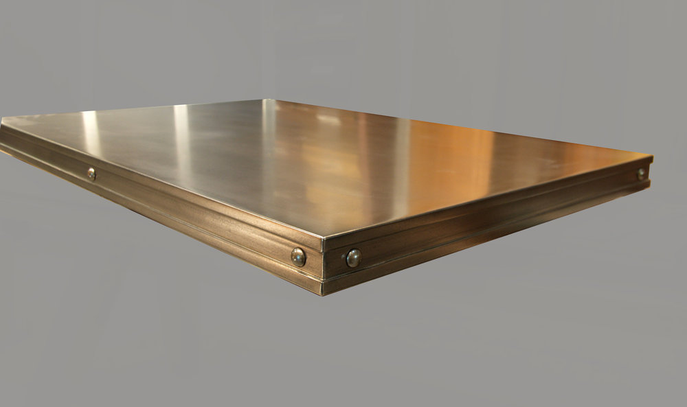 Artisan Cast Bronze Table Top