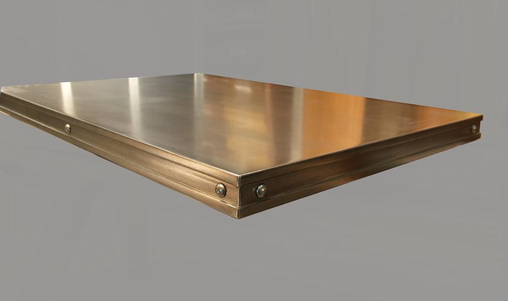 Artisan Cast Bronze Table Top