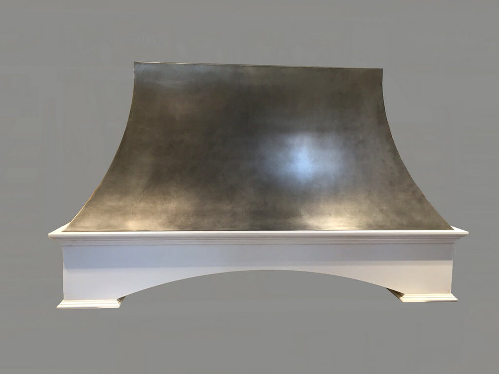 Nickel Coated Range Hood