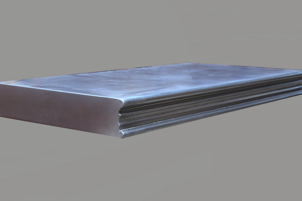 Carnegie Edge Profile in Zinc