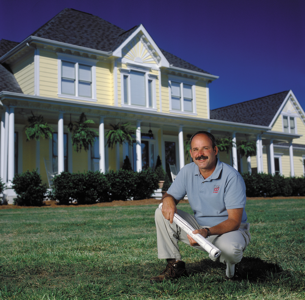 Custom Home Builder - Advertising Portrait