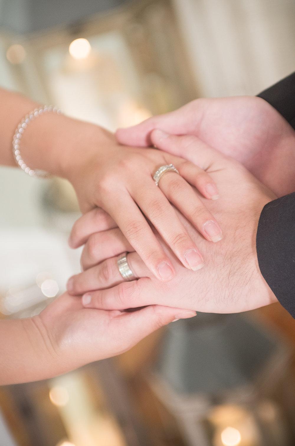 wedding ceremony, rings