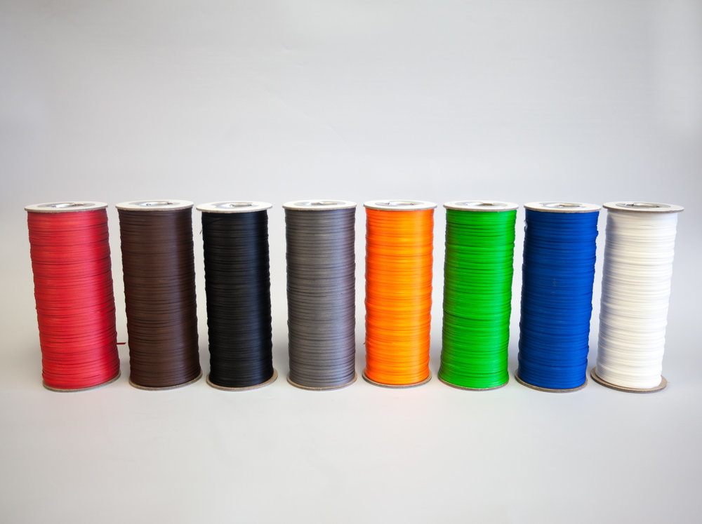 Multicolored Spools