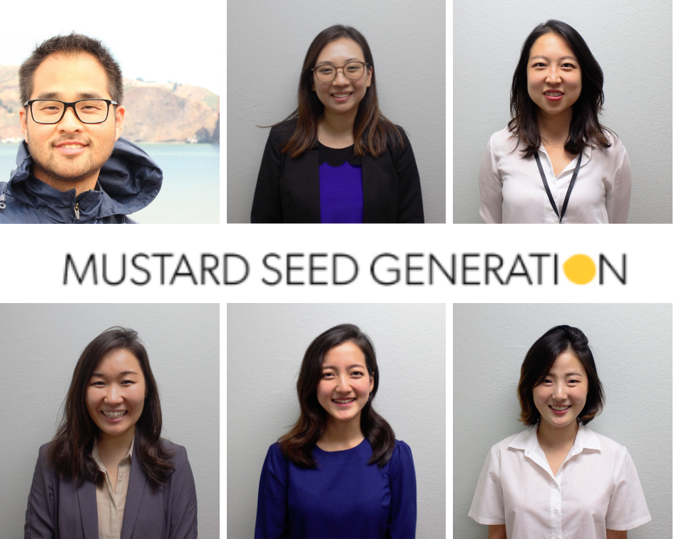 Facilitators:    Mustard Seed Generation