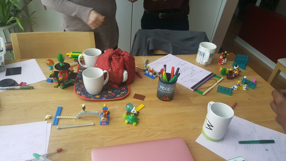 Insight into our inner workings from lego