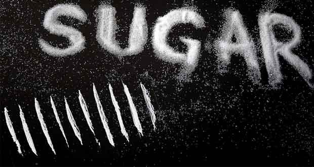 YES, SUGAR AND COCAINE ARE SIMILAR (keep reading)