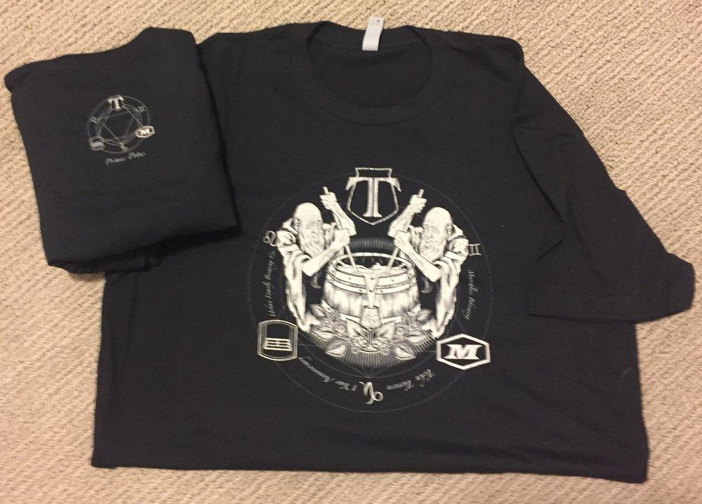 St anniversary t shirt u teku tavern