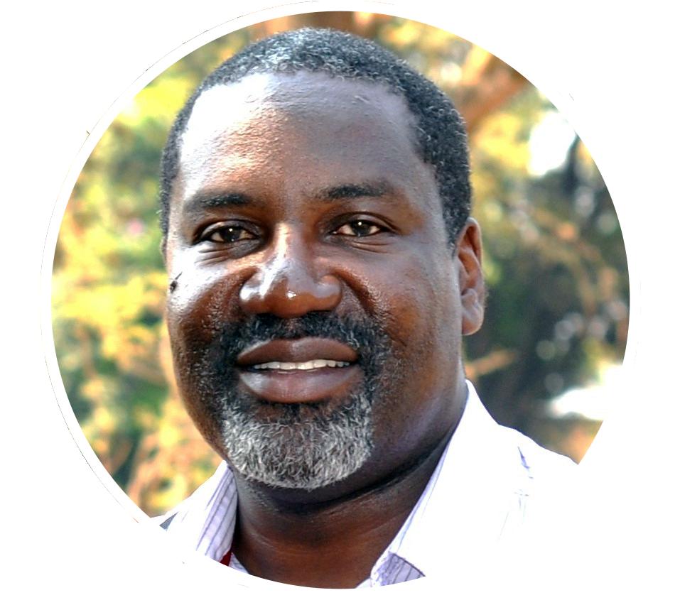 Conrad Mbewe Pastor of Kabwata Baptist Church in Lusaka, Zambia
