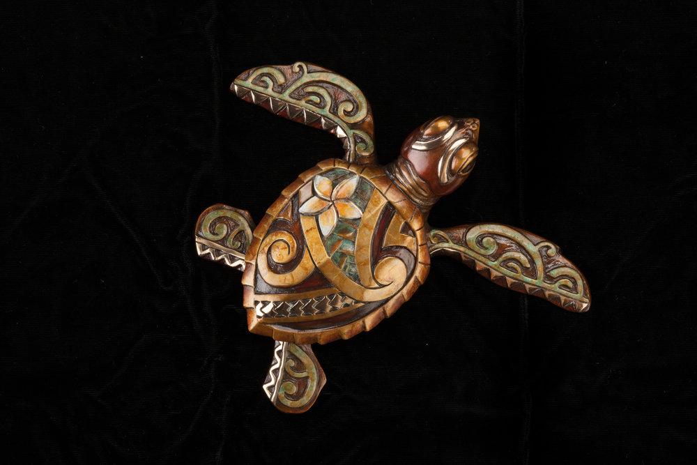 andrea everhart bronze sculpture hawaiian art island. Black Bedroom Furniture Sets. Home Design Ideas