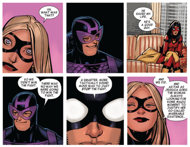 Avengers, vol. 4, #15 art by Chris Bachalo