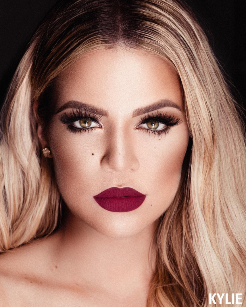 Khloe Karashian for Kylie Cosmetics