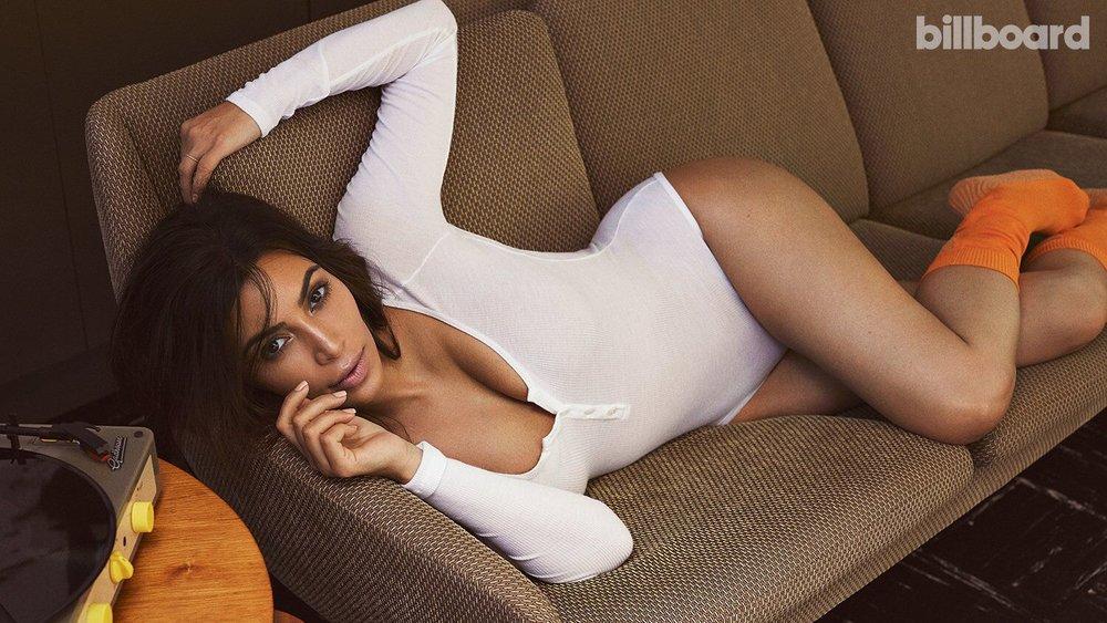 Kim Kardashian Billboard Mag Cover