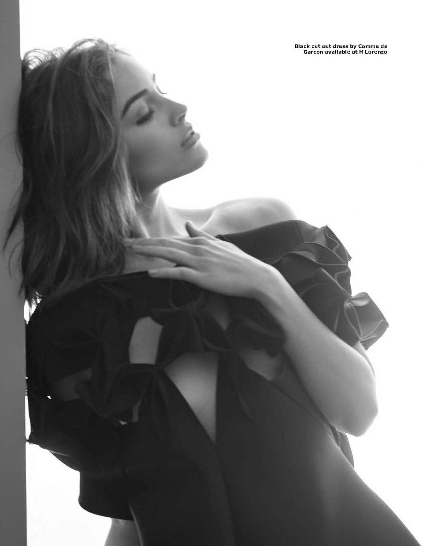 Olivia Culpo LaPalme Magazine Cover
