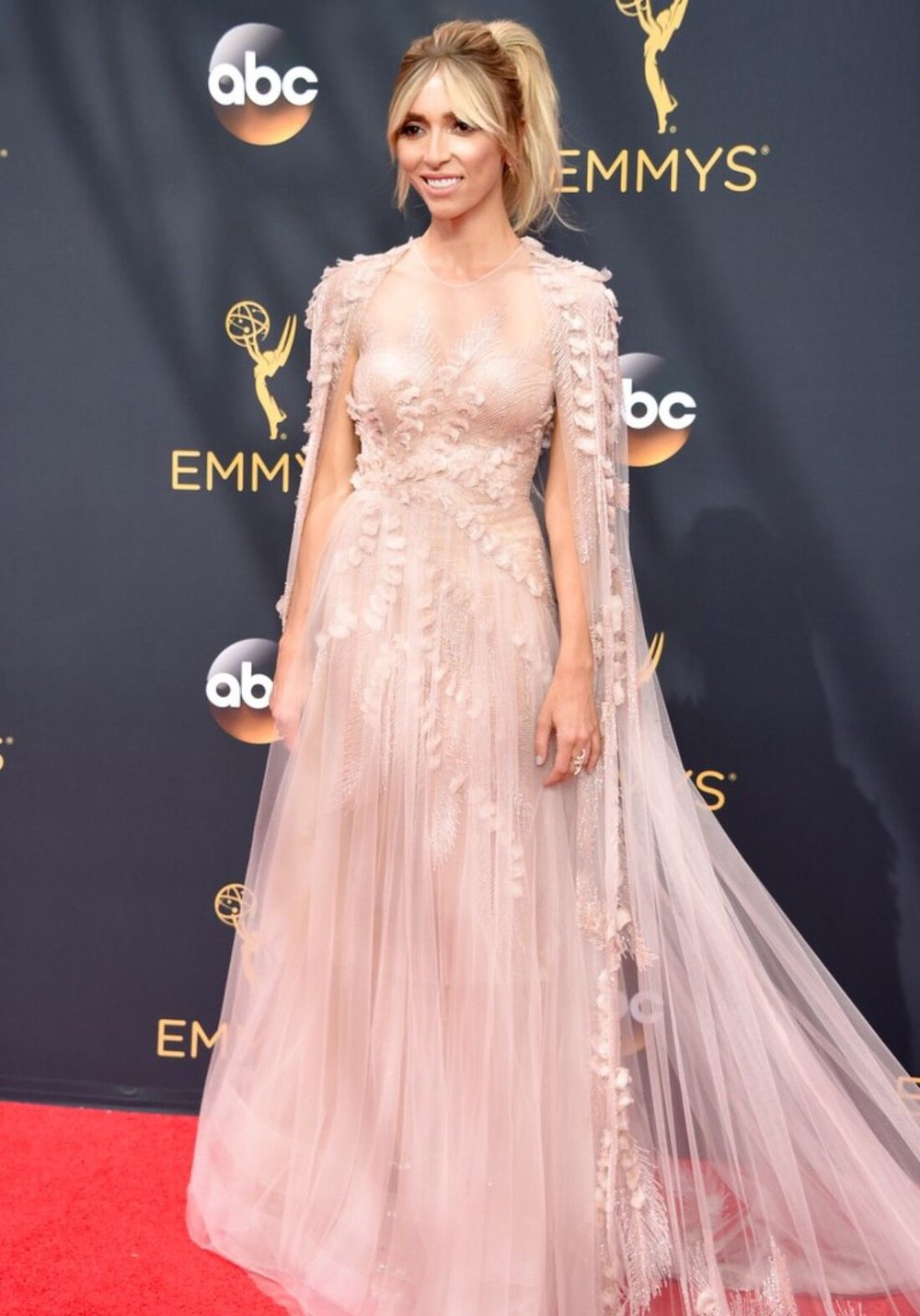 Giuliana Rancic Emmys