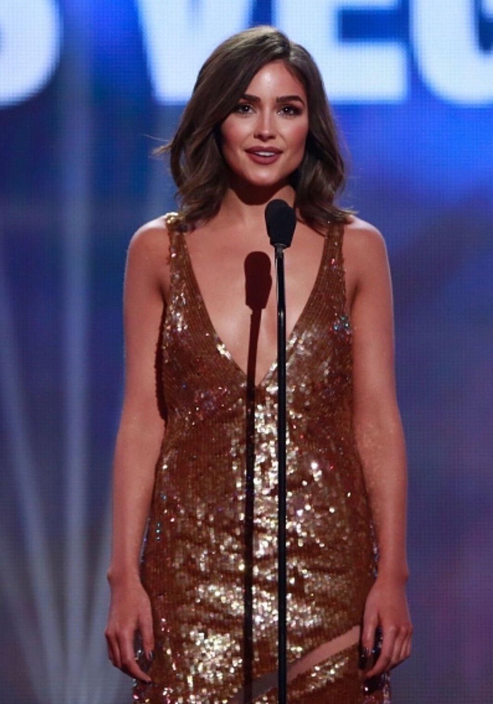 Olivia Culpo GQ Awards