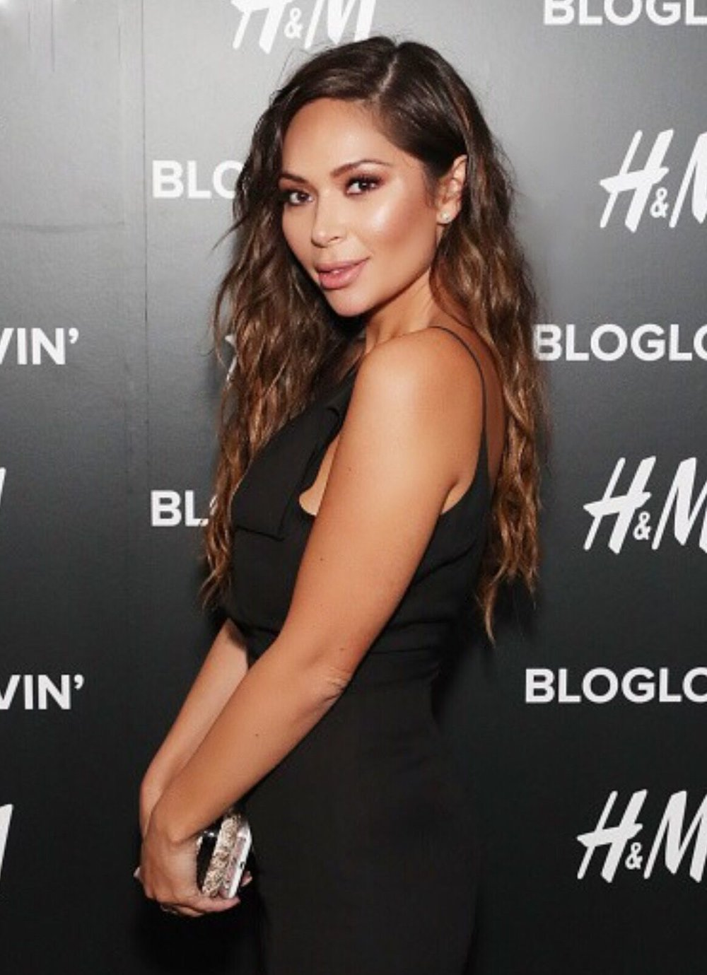 Marianna Hewitt Bloglovin Awards