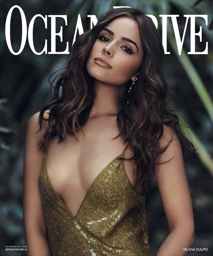 Olivia Culpo Ocean Drive Mag