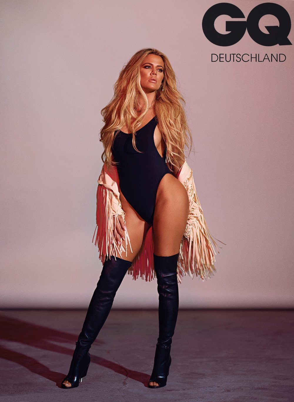 Khloe Kardashian GQ Germany