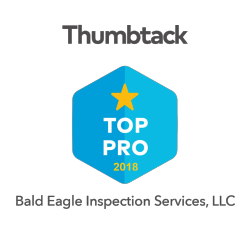 Bald Eagle Inspection Services, LLC Thumbtack Top Pro 2018