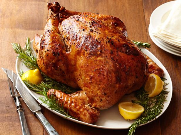 Paula Deen's Roasted Turkey Recipe
