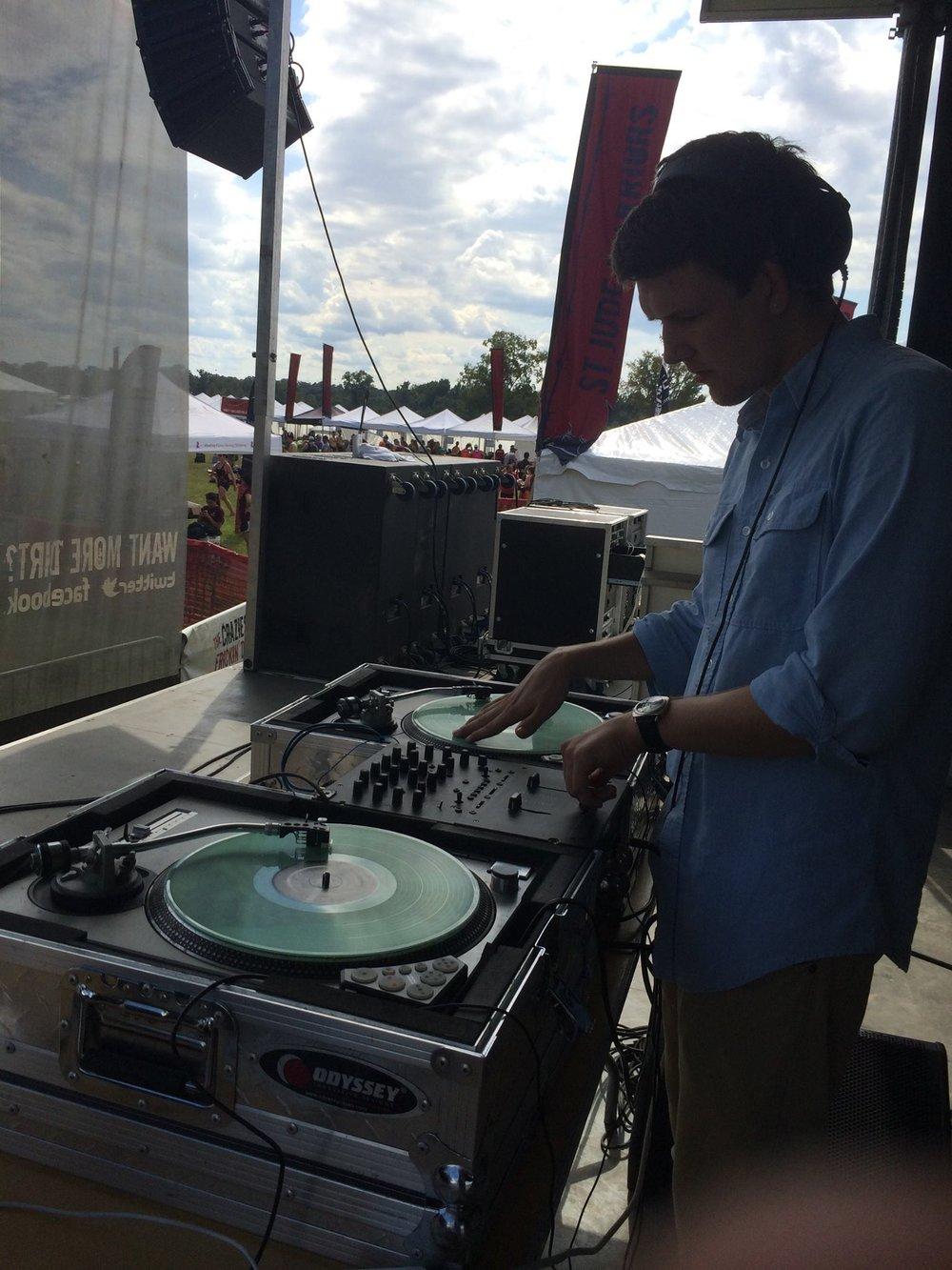 DJ CoolHand - Warrior Dash