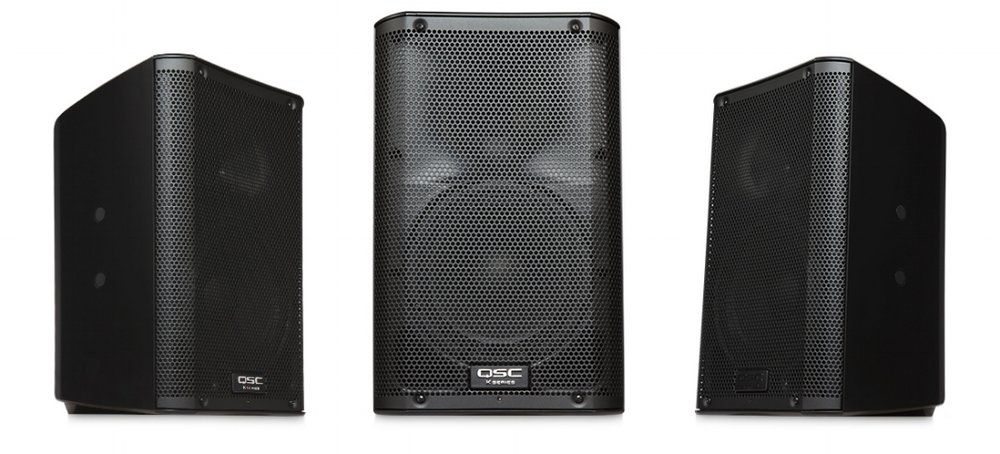 QSC K8 Speakers