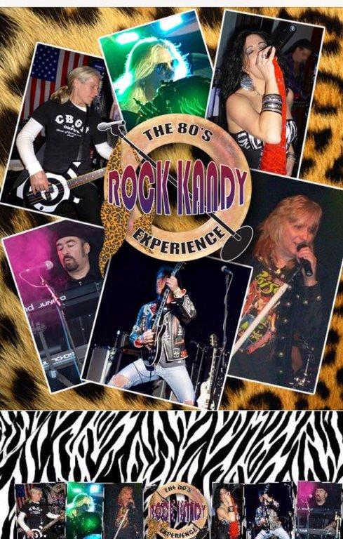 The 80's Rock Kandy Experience