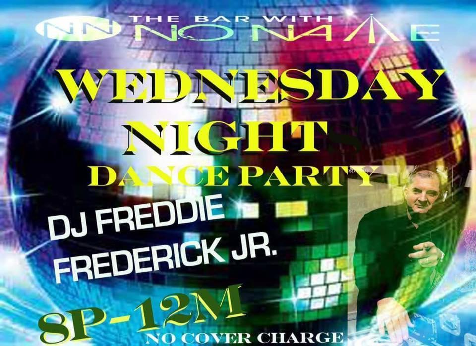 DJ Freddie Fererick Jr.