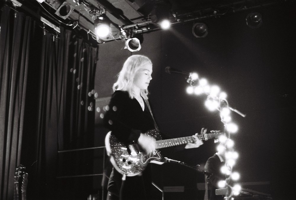 Phoebe Bridgers at Music Hall of Williamsburg, November 2017