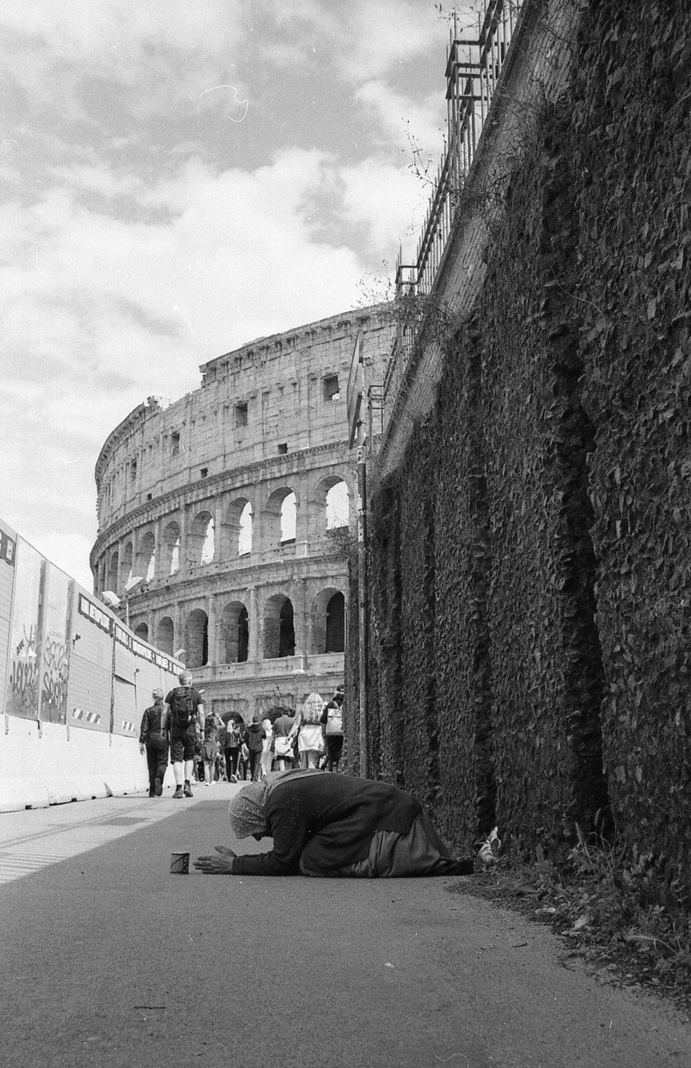 Rome, Italy, May 2018
