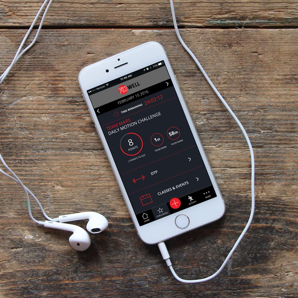 FX Well Mobile App