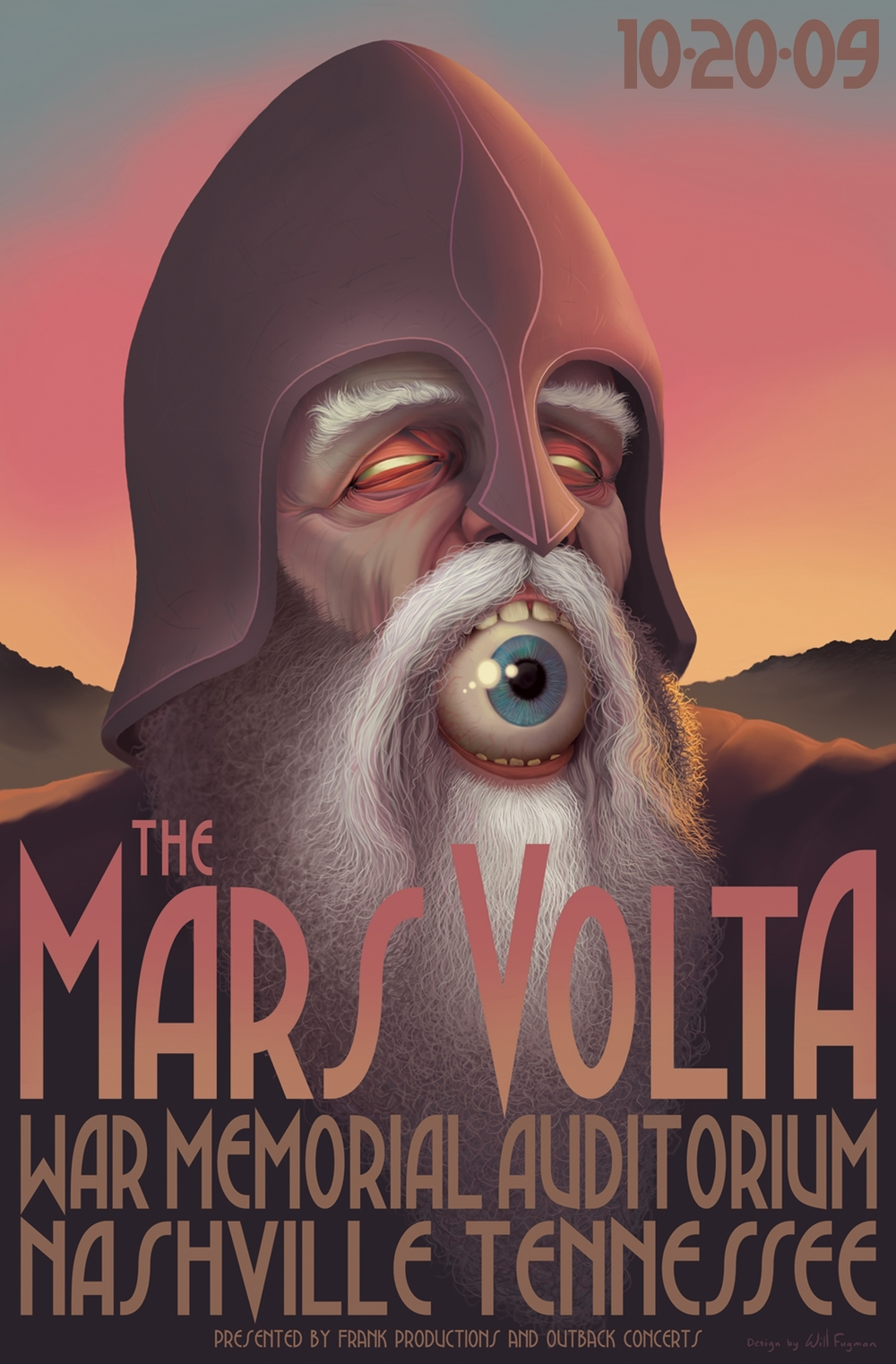 Mars Volta 2009