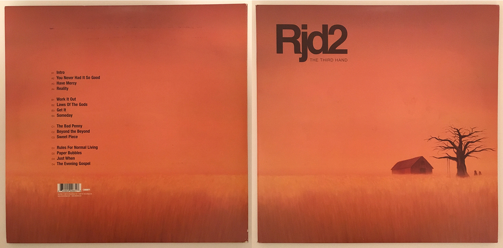 RJD2, The Third Hand - 2007